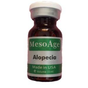 کوکتل درمان ریزش مو (ویژه خانم ها) مزوایج آلوپسیا