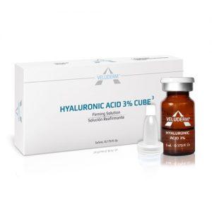 کوکتل هیالورونیک اسید 3% ولودرم
