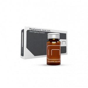 کوکتل مزوتراپی بی سی ان هیالورونیک اسید ۳٫۵