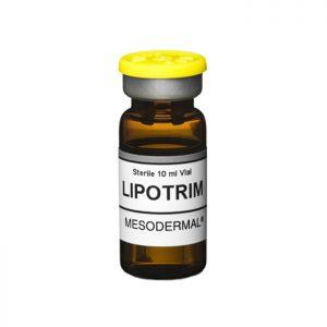 محلول مزوتراپی مزودرمال لیپوتریم