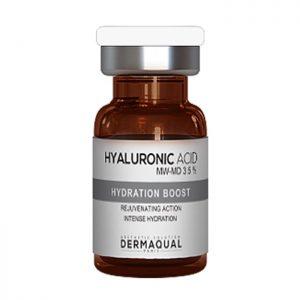 محلول هیالورونیک اسید 3.5% درماکوال