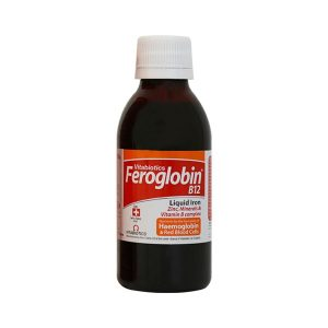 شربت فروگلوبین B12 ویتابیوتیکس ۲۰۰ میلی لیتر