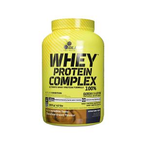 پروتئین وی کمپلکس 100 درصد الیمپ 1800 گرم