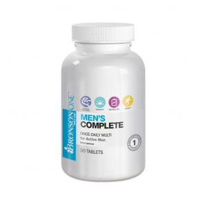 قرص مولتی ویتامین منز کامپلیت برانسون 30 عدد