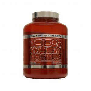پروتئین وی 100 درصد پروفشنال سایتک نوتریشن 2350 گرم
