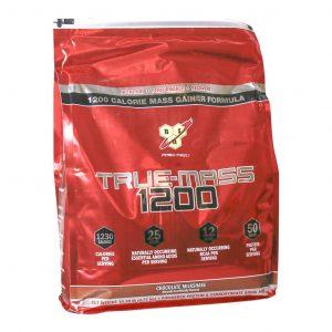 خرید قیمت فروش نحوه استفاده پودر گینر ترومس 1200 بی اس ان 4.71 کیلوگرم