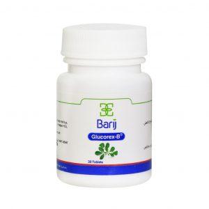 قرص گلوکورکس – بی باریج اسانس ۳۰ عددی