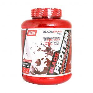 پودر بلید پروتئین کنسانتره بلید اسپرت با طعم شکلات نارگیل 2270 گرم