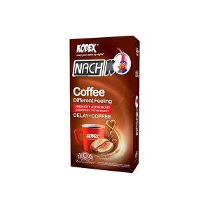 کاندوم تاخیری مدل Coffee کدکس 12 عددی