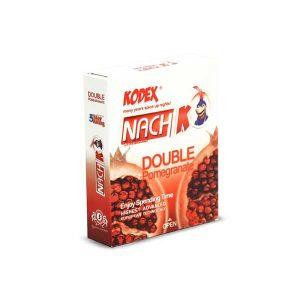 کاندوم کدکس 3 عددی مدل Double Pomegrante