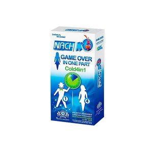 کاندوم 4 کاره سرد کدکس مدل گیم اور 12 عدد