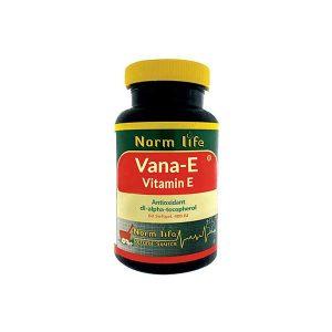 کپسول نرم ویتامین E نورم لایف 60 عدد