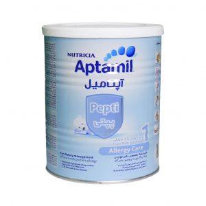 شیر خشک آپتامیل پپتی نوتریشیا مناسب ۰ تا ۶ ماه ۴۰۰ گرم
