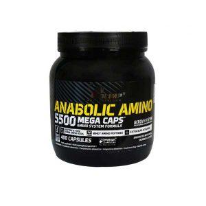 آنابولیک آمینو 5500 مگا کپس الیمپ 400 عدد