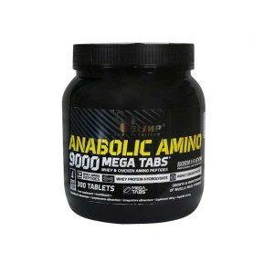 آنابولیک آمینو 9000 الیمپ 300 عدد