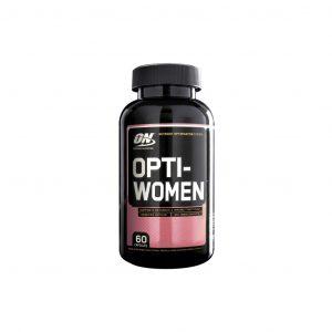 کپسول مولتی ویتامین اپتی وومن اپتیموم نوتریشن ۶۰ عددی