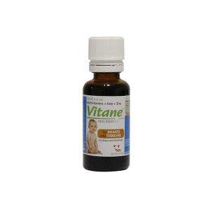قطره مولتی ویتامین ویتان ۳۰ میلی لیتر