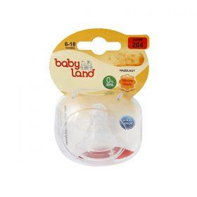 سر شیشه آنتی کولیک کودک بیبی لند کد 264 مناسب 6 تا 18 ماهگی