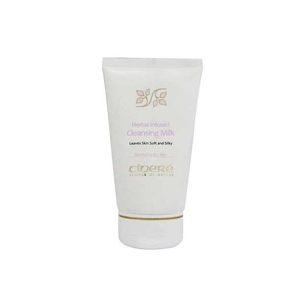 لوسیون پاک کننده صورت سینره مناسب پوست های معمولی و خشک ۱۵۰ میلی لیتر