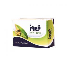 صابون تی تری فیروز مناسب پوست های چرب و مستعد آکنه ۱۲۰ گرم