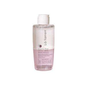 محلول آرایش پاک کن دو فاز لافارر مناسب برای آرایش ضد آب 100 میلی لیتر
