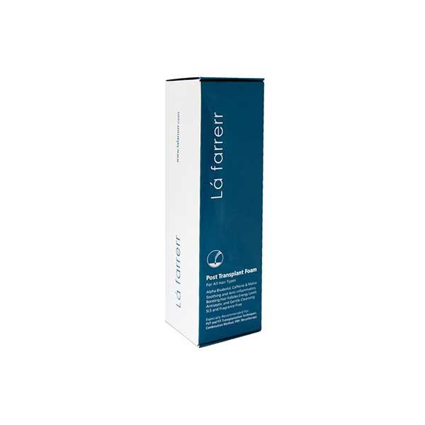 فوم پس از کاشت مو لافارر مناسب انواع مو 135 میلی لیتر