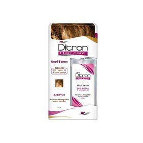 سرم مو نوتری دیترون مناسب موهای آسیب دیده، خشک و خیلی خشک ۸۰ میلی لیتر