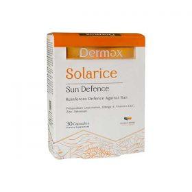 کپسول سولاریس درمکس محافظ در برابر نور خورشید 30 عدد
