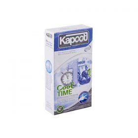 کاندوم تاخیری کاپوت مدل ۱ Cool Time تعداد ۱۲ عدد